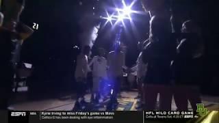 Baylor Basketball (W): Highlights vs. UConn
