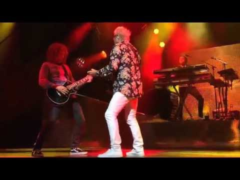 Foreigner Hot Blooded Turning Stone Verona NY