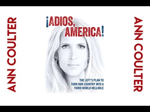 Donald Trump's Immigration Policy Taken From Ann Coulter's New Book?