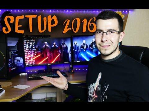 Мое рабочее место 2016 (SETUP 2016)