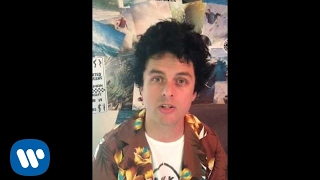 A message from Billie Joe