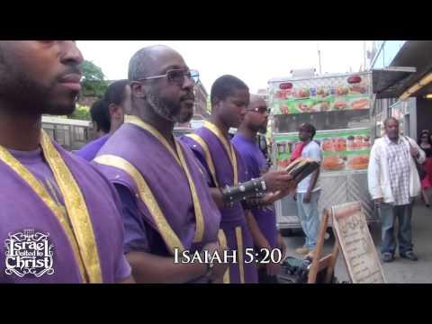 The Israelites: Fighting Against Soft Black Boys & Loud Black Girls