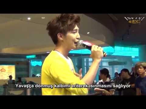 Just You OST [Taiwan Drama] Aaron Yan - Unstoppable Sun Live [Dang Bu Zhu De Tai Yang] (Turkish Sub)