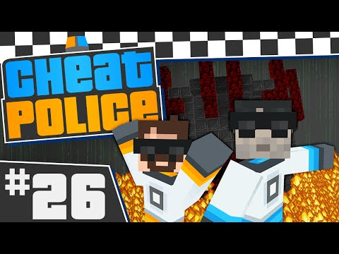 Minecraft - In Memoriam - Cheat Police #26 (Yogscast Complete Mod Pack)