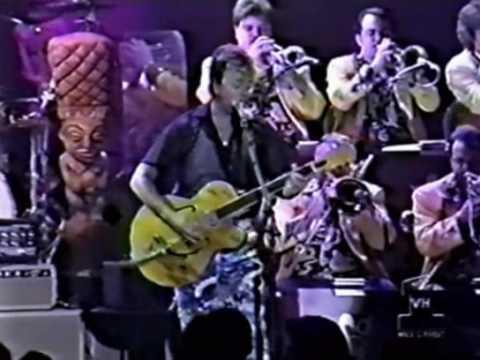 Brian Setzer Orchestra - That Mellow Saxophone