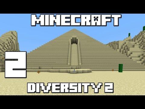 Minecraft Mapa DIVERSITY 2 Capitulo 2