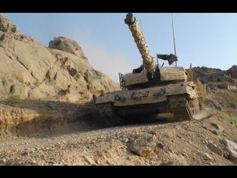 Afghan War - New Technology for our Troops - IXSEA