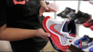 "A ""Sneak Peek"" Inside Randy Fernandez aka BallinTwn's Sneaker Collection"