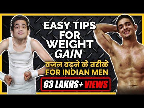 Weight Badhane Ke Easy & Scientific Tips | Weight kaise badhaye? | BeerBiceps Hindi Weight Gain