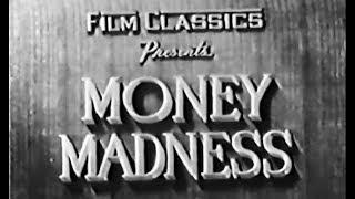 Film-Noir Mystery Movie - Money Madness (1948)