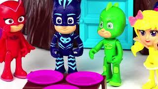 PJ Masks Resgata Boneca LOL da Garota Lunar