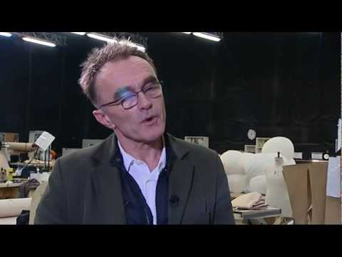 2012 Olympics: Danny Boyle promises excitement at the Opening Ceremony