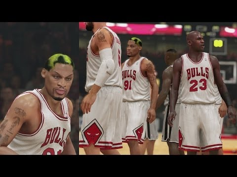 NBA 2K14 PS4 My Team - Sapphire Pippen Debut!