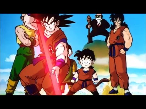 Dragon Ball Z Kai: The Tree Of Might Opening (Fan-Made)