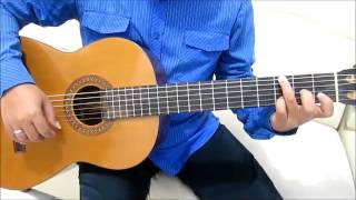 Belajar Kunci Gitar Anda Menghitung Hari Intro
