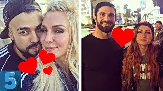5 WWE Wrestlers You'd Be SURPRISED Are In A RELATIONSHIP