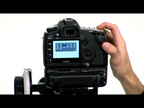 Canon 5D Mark II Basics 101