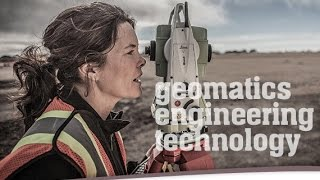What is Geomatics Engineering ?