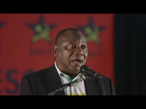 'Don't let this alliance fall apart': Best of Ramaphosa's advice for SACP