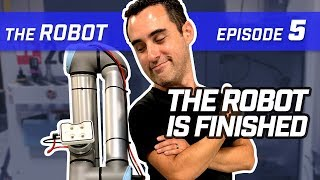 Revealing the Final Setup | The Robot Episode 5