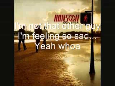 Running Man - Hanson LYRICS.
