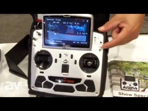 InfoComm 2016: SupaQuad, Inc Shows Off Scout X4 Drone