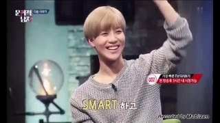 Who taught Taemin this sexy dance?