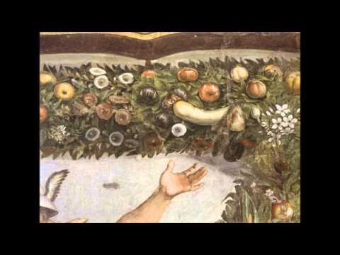 Luca Marenzio - Rose bianche e vermiglie