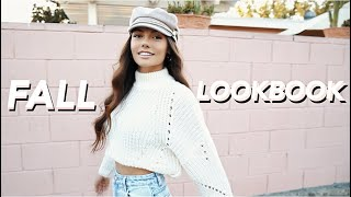 5 Fall Outfits Lookbook 2018 | Summer Sheekey