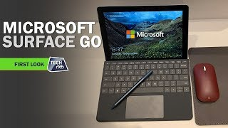 Microsoft Surface Go | First Look | Tech Tak