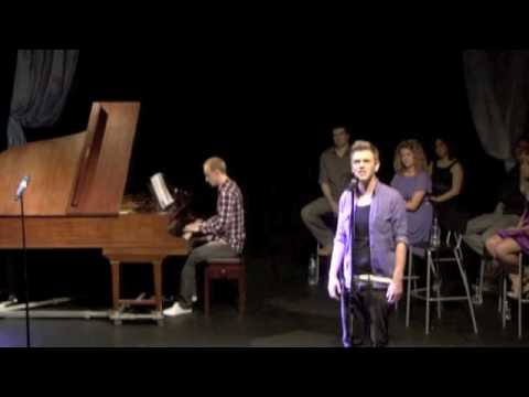 Mike Shearer Sings Waiting For Him - A Song By Stuart Matthew Price