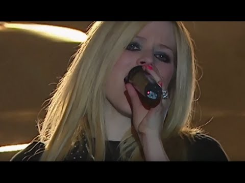 Avril Lavigne - I'm With You (Live 2007)