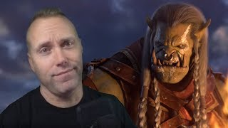 OLD SOLDIER - Swifty Battle For Azeroth Saurfang Cinematic Reaction
