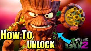 How to UNLOCK TORCHWOOD and GOAT 3000 - Plants vs. Zombies Garden Warfare 2