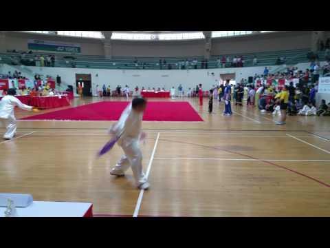 global finance group the 7th Singapore international martial arts tournament 2016 陈氏太极单刀