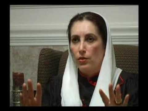 Jaiza Exclusive Benazir Bhutto Part 5