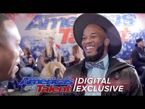 Fun Times at AGT Auditions Savannah - America's Got Talent 2017
