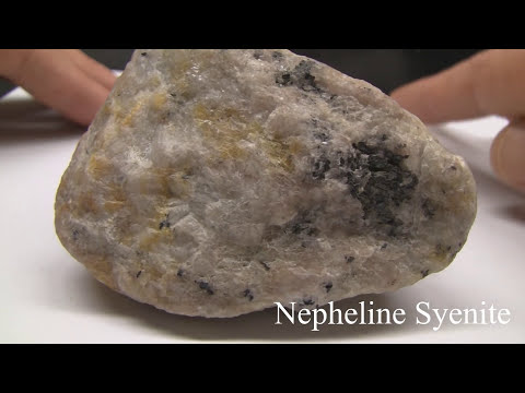 Rock and Mineral Identification