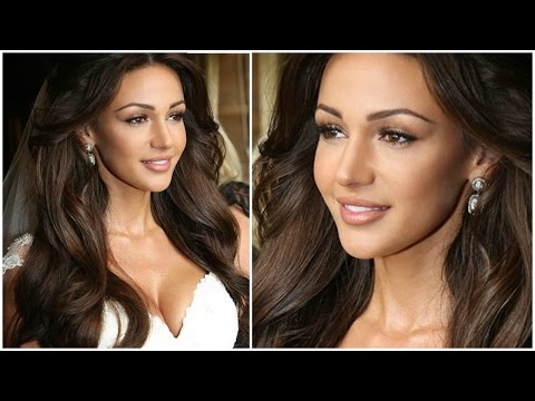 Michelle Keegan Wedding Makeup Tutorial