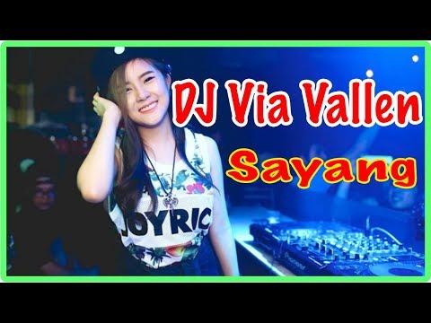 Dj Via Vallen Sayang - Dangdut Koplo Remix Music