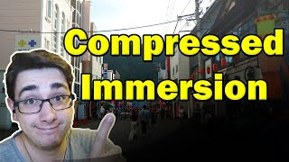 Compressing Your Language Immersion