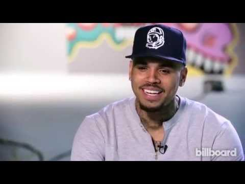 "Chris ""Breezy"" Brown Billboard Cover Shoot Q&A [Video]"