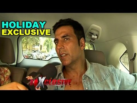 Holiday | Akshay Kumars EXCLUSIVE Interview