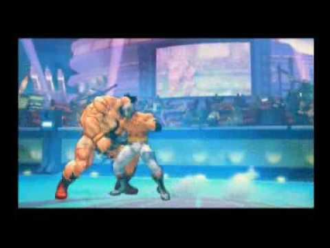 Misc Computer Games - Street Fighter 4 - Volcanic Rim