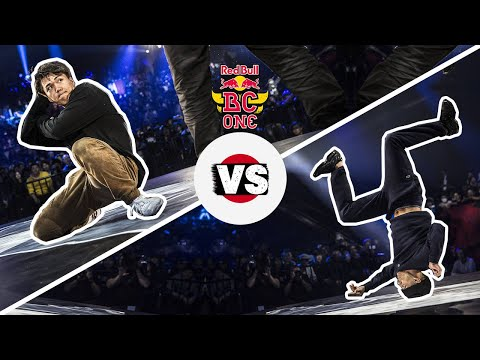 Issei VS Sunni | Quarterfinals | Red Bull BC One World Final 2016