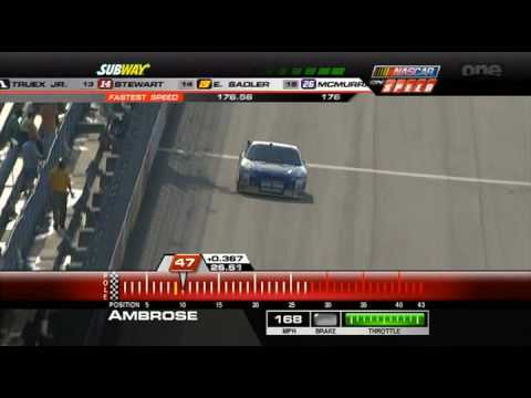 Marcos Ambrose - Qualifying - Southern 500 Darlington Raceway Video
