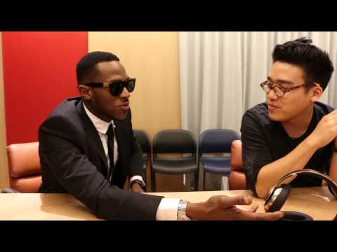 D'banj's Reactions on Getting His Custom Beats By Dre