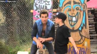 James Maslow ft MattyB   Never Too Young