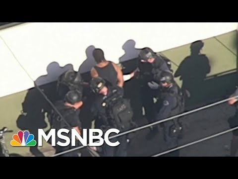 Suspect In Custody, Hostages Released From Los Angeles Trader Joe's | MSNBC