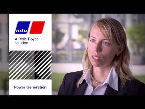 MTU Onsite Energy: Discover the Power.